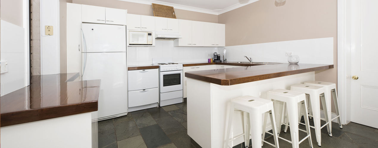 image, kitchen, self contained, group accommodation
